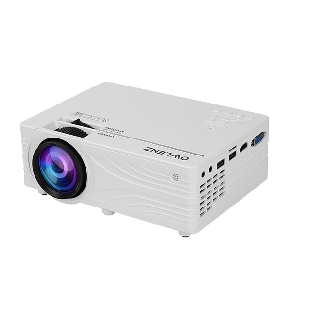 SD100 Smallest 720P Home Projector